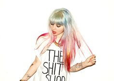 THE SHIT SHOP is a concept store in Berlin owned by Bonnie Strange + Lena Nußbaum and basically equals the crazy fierce awesomeness we have always longed for. @ www.mylastissue.com