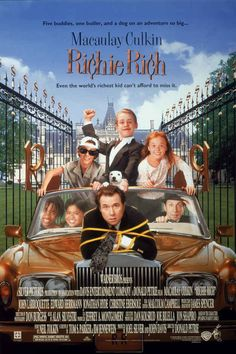 Richie Rich | 23 Movies That Are Turning 20 Years Old In 2014