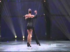 Caitlynn and Pasha. Argentine Tango.