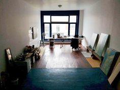 Karine Leger: studio downtown Sherbrooke - 2015