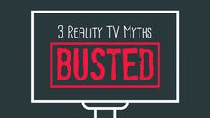 3 Reality TV Myths Busted Real Estate Articles, Real Estate Video, Real Estate News, Selling Real Estate, Sarasota Real Estate, Austin Real Estate, Real Estate Buyers, Buying Your First Home, Home Buying