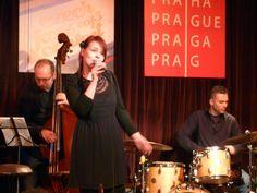 Diewertje in Reduta Jazz Club, Prague
