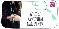 Jak zrobić wisior z kamieniem naturalnym? Kurs na naszyjnik w kolorze roku Pantone