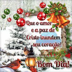 bom dia de natal
