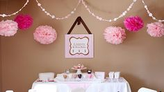 Ice Cream Parlor Party - Kara's Party Ideas - The Place for All Things Party