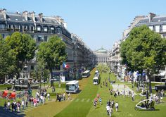 Hertweck Devernois architectes urbanistes   PARIS VERT