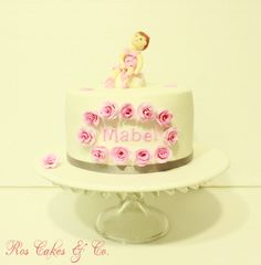 Birthday Cake by Ros Cakes & Co.