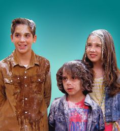The terrible three from Every Witch Way