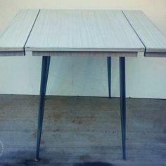 arborite dropleaf table Fleas, Antiques, Table, Furniture, Vintage, Home Decor, Antiquities, Antique, Decoration Home
