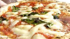 Pizza Regina Margherita - Recettes - À la di Stasio