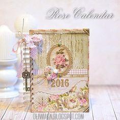 Romantic+Calendar+*DT+Lemoncraft* - Scrapbook.com