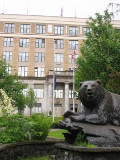 juneau alaska state house, for 3 years I got to be State Farm's legislative liaison to the state legislature and really enjoyed it