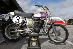 Kent Howerton's 1976 500 National title winning Husky | Flickr - Photo Sharing!