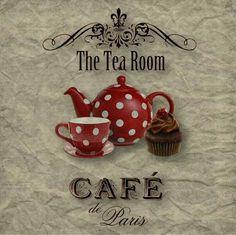 Tea cafe