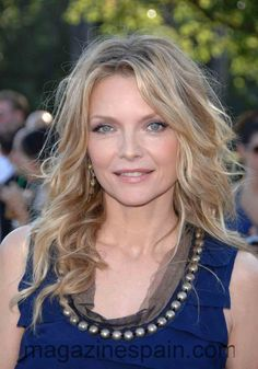 Así eran, Así son: Michelle Pfeiffer 2007-2014