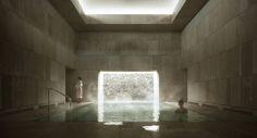 Balneario en Amélie-Les Bains, del arquitecto Francisco Mangado