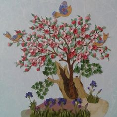 Cut Paper, Paper Cutting, Paper Art, Islamic Art, Quilling, Flower Art, Persian, Origami, Flowers