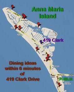 Anna Maria Island Florida Map.Butterfly Park Ami Things To Do Anna Maria Island Florida