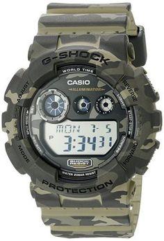 """""""BRAND NEW"""" Men's Casio-Watch G Shock #GD120CM-5 #Casio"""