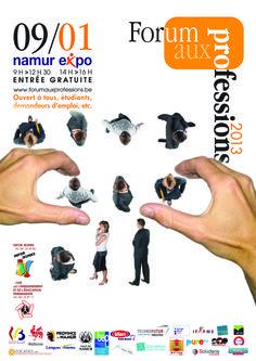 """Projet """"Forum aux professions"""""""