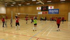 Volleyball final Scouting, Volleyball, Iceland, Finals, Basketball Court, Sports, Ice Land, Hs Sports, Final Exams