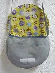 easy to sew free patterns crossbody purses - Google Search