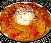 Chicken Tikka Masala (Rezept mit Bild) von Muddern   Chefkoch.de