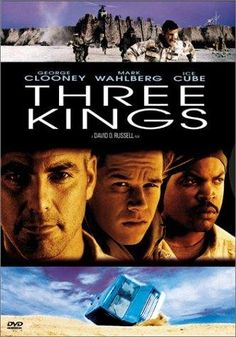 SOTW4:C42, Three Kings (1999), In the aftermath of the Persian Gulf War, 4 soldiers set out to steal gold that was stolen from Kuwait, but they discover people who desperately need their help.