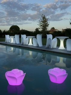 Floating Decorative lighting WATERPROOF by Myyour Italian Different Concept | #design MoreDesign