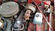 Rusty brake booster