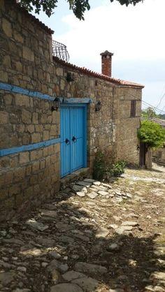 Adatepe Windows And Doors, Street, Blue, Walkway