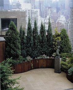 NYC garden peace