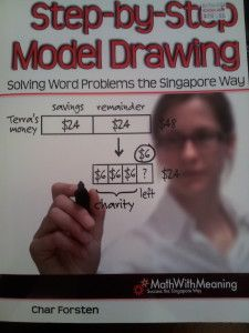 Like many teachers across the nation who are implementing the math Common Core State Standards, I have been introduced to Singapore math and model drawing or tape diagrams. Prior to implementing the CCSS I had not heard of model drawing. This year our district has decided to follow Engage NY lesson