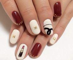 Nail Designs | via Tumblr