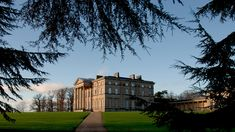 The National Trust's Attingham Park is an 18th-century mansion and estate located near the village of Atcham, Shropshire.