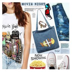 """Movie Night"" by katjuncica ❤ liked on Polyvore featuring Keds, West Bend and Martha Stewart"