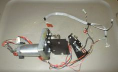ROCK-OLA LEGEND 6000 CD JUKEBOX CAM SWITCH AND MOTOR ASSEMBLY COMPLETE, GUC #ROCKOLA