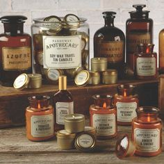 Get these at White Goat in Little Rock or Conway!  Party-Perfect Soaps and Candles- Hostess Gift Ideas - Country Living