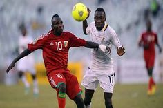 BLOEMFONTEIN (AFP) - Ghana defeated DR Congo 1-0 in the final African Nations Championship quarter-final on Sunday, setting up a West Africa... #sports #AfricanNationsChampionship
