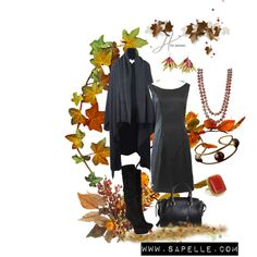 """""""Autumn Look"""" by sapellestyle on Polyvore"""
