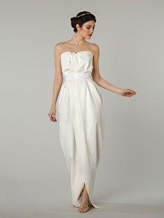 KleinfeldBridal.com: Lanvin Paris: Bridal Gown: 33062480: A-Line: Natural Waist