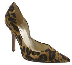 Guess Pumps... I own these & they're very comfortable!
