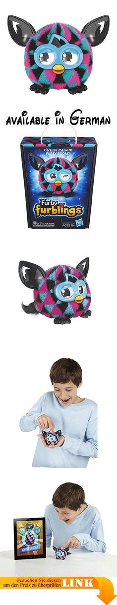 B00ECV4U0Y : Furby Furbling Creature Triangles Plush [US Import]. Furby Furbling Creature triangles