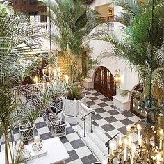 The gorgeous Oyster Box Hotel - Where we had our wedding reception.
