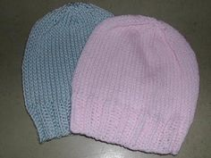 Newborn Knitting Patterns FREE – great newborn hat, pattern for worsted weight/US 6 needles OR for DK weight/US 5 needles. nonaKnits: Newborn Hat Pattern used worsted number of stitches with DK yarn for the right size for newborn. This pattern includes Baby Hat Knitting Pattern, Baby Hat Patterns, Baby Hats Knitting, Crochet Baby Hats, Knit Or Crochet, Knitting Patterns Free, Free Knitting, Knitted Hats, Crochet Patterns