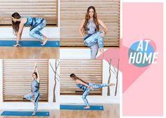 ΓΥΜΝΑΣΤΙΚΗ ΣΤΟ ΣΠΙΤΙ: Ασκήσεις για καλλίγραμμα πόδια που διαρκούν μόνο 8 λεπτά! (TLIFE)
