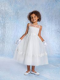 Alfred Angelo Bridal - Alfred Angelo Flower Girl Dresses collection