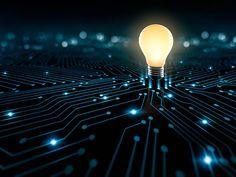 circuit and light bulb