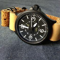 Sinn 856 UTC watch