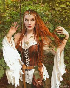 Post with 100 votes and 3346 views. Tagged with redhead, redhead monday; Pretty People, Beautiful People, Trees Beautiful, Beautiful Rocks, Beautiful Things, Steampunk Hairstyles, Viking Warrior, Viking Queen, Poses References